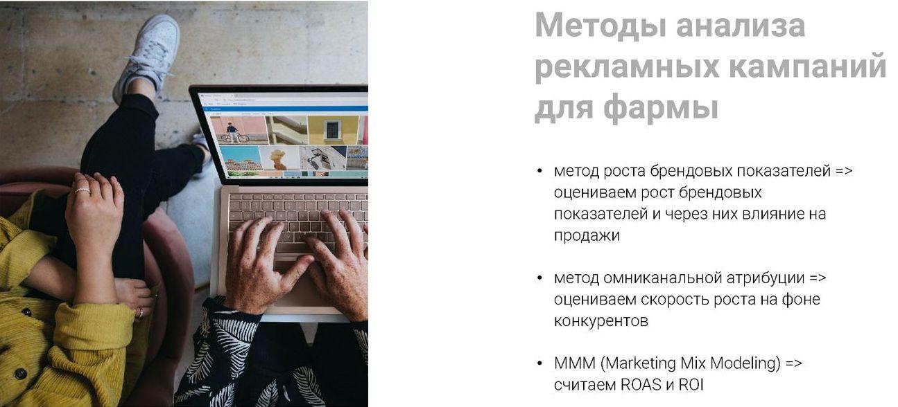 Методи аналізу рекламних кампаній