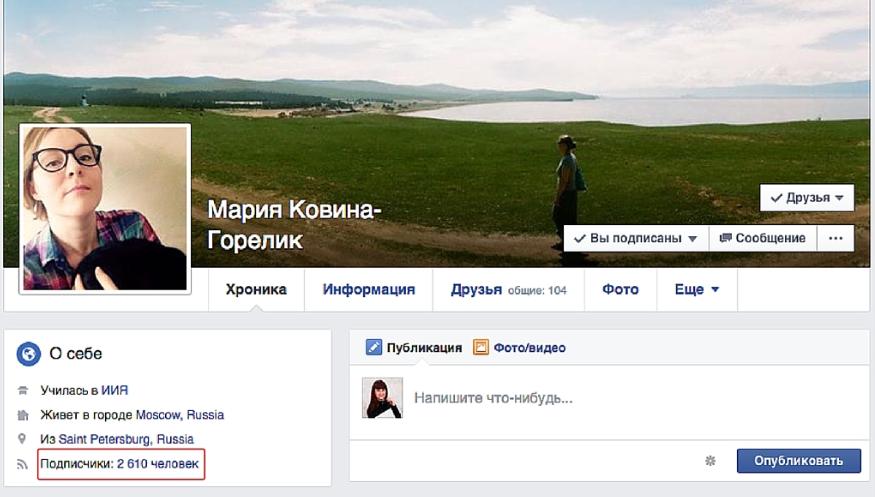 фейсбук для бизнеса