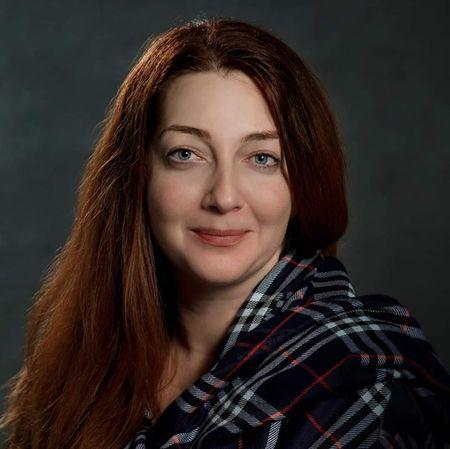 Ната Заяц, главный редактор блога Maed