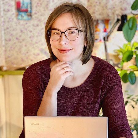 Любовь Бован, копирайтер, редактор, контент-маркетолог в IT-компании KISLOROD