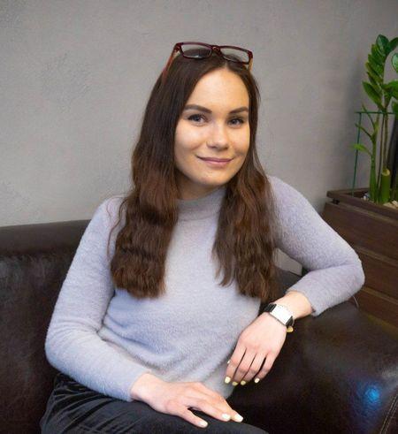 Ксения Харьковчук, редактор блога Webpromo