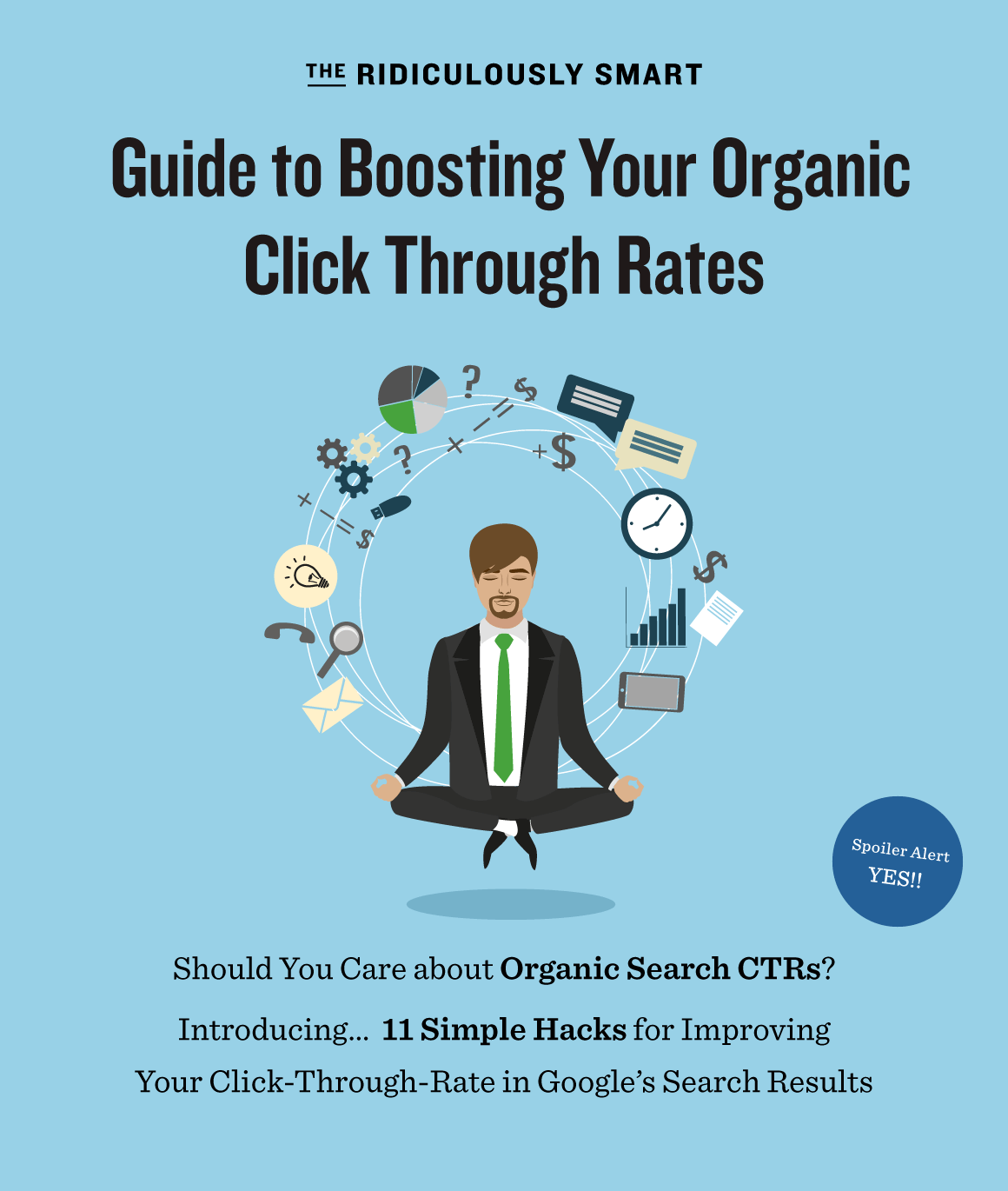 Boost organic click through rates